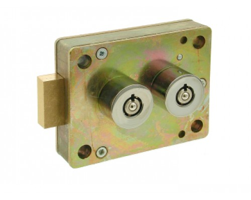 Double RPT Safe Lock 5061